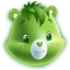 64x64px size png icon of Ooopsy Bear