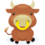 64x64px size png icon of Ox