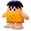 64x64px size png icon of Caveman