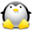 64x64px size png icon of Penguin 1