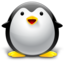 64x64px size png icon of Penguin 2