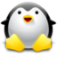 64x64px size png icon of Penguin 3