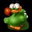 64x64px size png icon of The Extinct Flightless Adium Bird