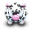 64x64px size png icon of CowBlackSpots