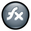 64x64px size png icon of Macromedia Flex