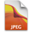 64x64px size png icon of AI JPEGFile Icon