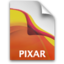 64x64px size png icon of AI PixarFile Icon