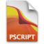 64x64px size png icon of AI Postscript Icon