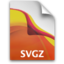 64x64px size png icon of AI SVGZFile Icon