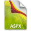 64x64px size png icon of Doc aspx