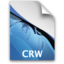 64x64px size png icon of PS CRWFileIcon