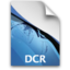 64x64px size png icon of PS DCRFileIcon