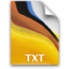 64x64px size png icon of fw txt