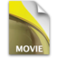 64x64px size png icon of sb document secondary movie