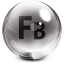 64x64px size png icon of flashbuilder