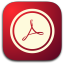 64x64px size png icon of Acrobat