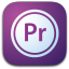 64x64px size png icon of Premiere Pro