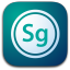 64x64px size png icon of Speedgrade