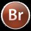 64x64px size png icon of Bridge CS3