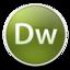 64x64px size png icon of Dreamweaver CS3