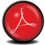 64x64px size png icon of Acrobat Reader 8