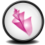 64x64px size png icon of Adobe Bridge CS 2