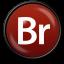 64x64px size png icon of Adobe Bridge CS 3