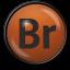 64x64px size png icon of Adobe Bridge CS 4