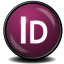 64x64px size png icon of InDesign CS 3