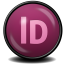 64x64px size png icon of InDesign CS 5