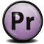 64x64px size png icon of Premiere Pro CS 4