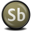 64x64px size png icon of Soundbooth CS 3