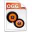 64x64px size png icon of Audio OGG