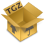 64x64px size png icon of Comprimidos TGZ