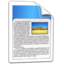 64x64px size png icon of DocumentoTexto