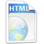 64x64px size png icon of Oficina HTML