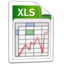 64x64px size png icon of Oficina XLS