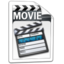 64x64px size png icon of Video MOVIE