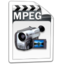 64x64px size png icon of Video MPEG