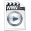 64x64px size png icon of Video WMV