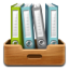 64x64px size png icon of document