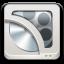 64x64px size png icon of handbrake
