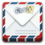 64x64px size png icon of Apps kmail
