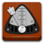 64x64px size png icon of Apps kmetronome