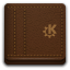 64x64px size png icon of Apps kwalletmanager