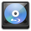 64x64px size png icon of Devices media optical blu ray