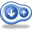 64x64px size png icon of BitTorrent Client 1