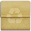 64x64px size png icon of Recycle Folder