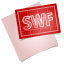64x64px size png icon of adobe blueprint swf