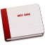 64x64px size png icon of Closed Note